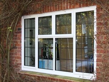 Wonderbaar Aluminium kozijnen, ramen en deuren - De Glas Expert - Adrem Glas LF-64